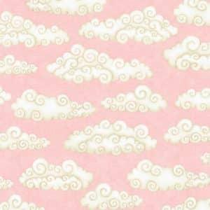 clouds rosa
