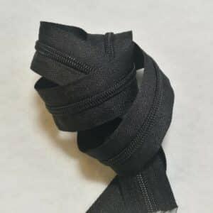 spiralglidelås 6mm