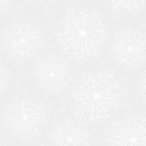 DANDELION- C10406 BLACK:WHITE