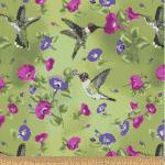 2510-42 Hummingbird Song Green
