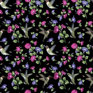 Hummingbirdsong black