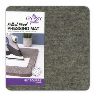 Pressematte i filtet ull