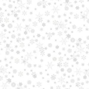 Sølv snøkrystaller